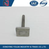 Metrische industrielle Befestigungsteil-quadratische Schrauben
