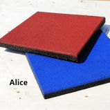 Gym Rubber Tile / Interlocking Gym Rubber Tile / Colorful Gym Rubber Tiles