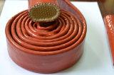 Luva/mangueira industriais do incêndio da fibra de vidro do silicone da classe