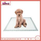 60*60cm in hohem Grade saugfähige Wegwerfhund-PIPI Auflage im Weiß