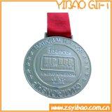 Het hete Medaillon van de Medaille van het Metaal van de Legering van het Zink van de Douane van de Verkoop (yB-m-012)