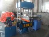 Gummifußboden-Fliesen, die den Presse-Maschine EVA-Schuh herstellt Maschine vulkanisieren