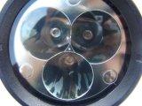 Lâmpada de algibeira recarregável da segurança do diodo emissor de luz do CREE