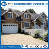 Chalet de acero ligero modular del estilo europeo moderno de China
