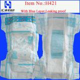 처분할 수 있는 아기 성숙한 기저귀의 아기 배려 제품을%s 아기 기저귀 중국의 Stocklot (YS421)