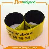 Wristband di marchio di disegno del cliente con il riflettore
