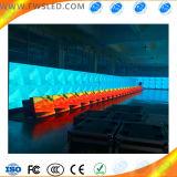 Visualización de LED a todo color de interior del pixel P1.25 de la alta definición pequeña