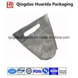 Изготовленный на заказ мешок пластичный упаковывать алюминиевой фольги печатание без печатание