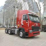 아주 새로운 Sinotruk HOWO A7 6X4 트랙터 트럭 또는 트럭 헤드