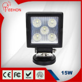 15 Watt LED Light Work (de phares LED) pour camions lourds