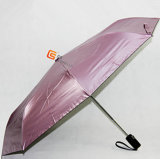 3 ombrello antivento dell'ombrello &21inch della volta forte (JHD-3F1004A)
