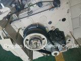 ウォータージェットの織機を取除く二重ノズルのカムか平野