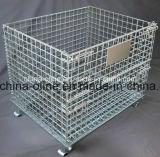 Стальная клетка хранения ячеистой сети (1000*800*840)