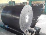 Correia de transmissão lisa do cabo de borracha do algodão para a máquina