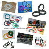 Rubber Band Seals (20V3)のための真空Hydraulic Press Rubber Equipment