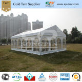 Eventsのための贅沢なAluminum Outdoor Party Marquee Wedding Tent 6X9m