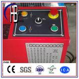 大きい割引のクイックチェンジのツールが付いている卸し売り高品質油圧PLCのホースのひだが付く機械