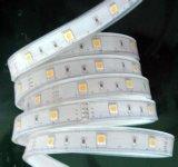 IP68 5050 luz de tira de debajo del agua con White sílice 60LED / M