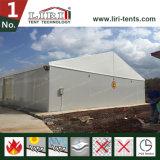 一時倉庫は50 x記憶のための170mおよび堅い壁が付いている研修会を構成する