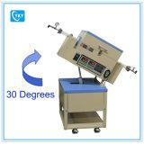 Zwei Zone Dreh-CVD-Gefäß-Ofen für das Vorbereiten der Li-Ionbatterie-Kathoden-Materialien mit leitenden Beschichtungen
