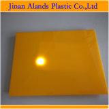 特定のサイズにカットされたカラーアクリルのプレキシガラスプラスチックシート2mm 3mm 6mm 8mm