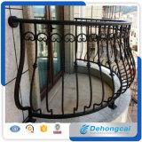 De geprefabriceerde Omheining van het Balkon van het Metaal/de Omheining van het Balkon van het Smeedijzer