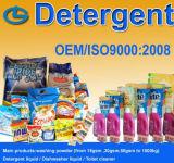 Pó Elevado-Eficaz do detergente da lavagem da água fria de baixo preço do agregado familiar