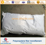 Fibra reforzada del polipropileno para el concreto y el mortero