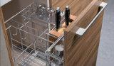 Hoher Glanz UVMDF verschalt Küche-Schränke (ZX-023)