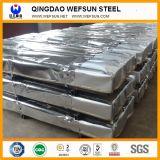 Placa de aço laminada a alta temperatura laminada de baixo carbono da boa qualidade para a multi finalidade (revestimento de zinco 100g)