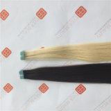 Верхняя лента ранга на выдвижениях человеческих волос