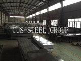 Material de construcción del metal para la hoja de acero del Galvalume acanalado del material para techos