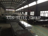 Materiali da costruzione del metallo per la lamiera di acciaio ondulata del galvalume del tetto