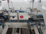 Carton Box (GDHH-800)のための自動PrefoldingおよびBottom Lock Folder Gluer Machine