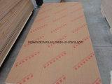 madera contrachapada brillante del poliester de 3mm-18m m para los muebles del molino