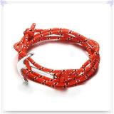 De Armband van het Leer van de Juwelen van het Leer van de Juwelen van de manier (LB614)