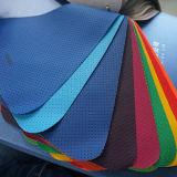 Cuoio d'imitazione del Faux del vinile del PVC per i coperchi dell'automobile delle sedi di automobile