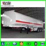 3車軸52000liters石油タンカーのトレーラー