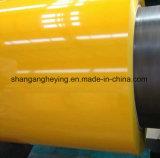 CRC 최신 담궈진 직류 전기를 통한 강철 Pre-Painted 직류 전기를 통한 Steel/PPGI/PPGL 강철 코일 장 직접 선반