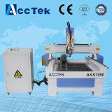 Cortadora de alta velocidad del CNC para la piedra Aks7090
