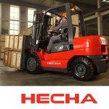 Forklift Diesel de 3 toneladas com o motor de Japão Isuzu
