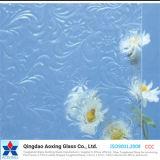 목욕탕 창 유리를 위한 부유물 또는 Tempered 장식무늬가 든 유리 제품