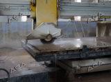 Automatische Laser-Granit-/Marmorausschnitt-Maschine für Sawing-Stein-Countertops/Platten