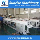 Protuberancia doble plástica del tubo del PVC de la cavidad que hace la máquina