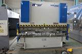 Freno idraulico della pressa di CNC Wc67k63t/2500: Vendite calde di Harsle