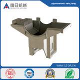 Peças da carcaça de alumínio do OEM da fundição de aço da caixa do metal