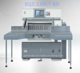 높은 Quallity 1300mm Hydraulic Program Control Paper Guillotine (SQZ-130CT KD)