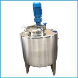 Serbatoio mescolantesi di maturazione del serbatoio del gelato del serbatoio del serbatoio del riscaldamento di vapore