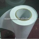 strato rigido bianco di plastica spesso del PVC di 1.0mm per fare pubblicità