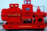 証明される消火活動ポンプISO9001